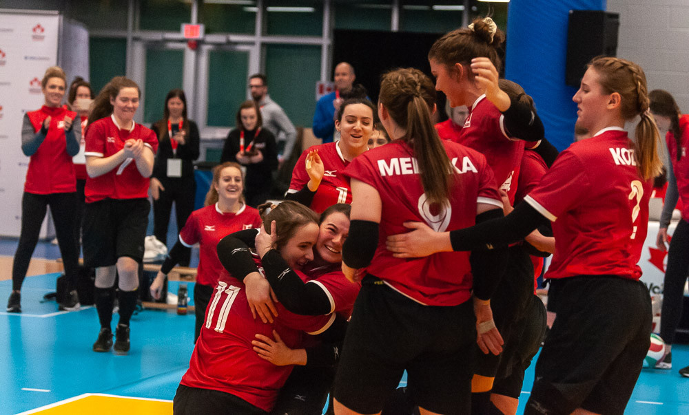 Canada have won all five of their matches at the sitting volleyball qualifying tournament for Tokyo 2020 in Halifax ©Twitter/Vballcanada