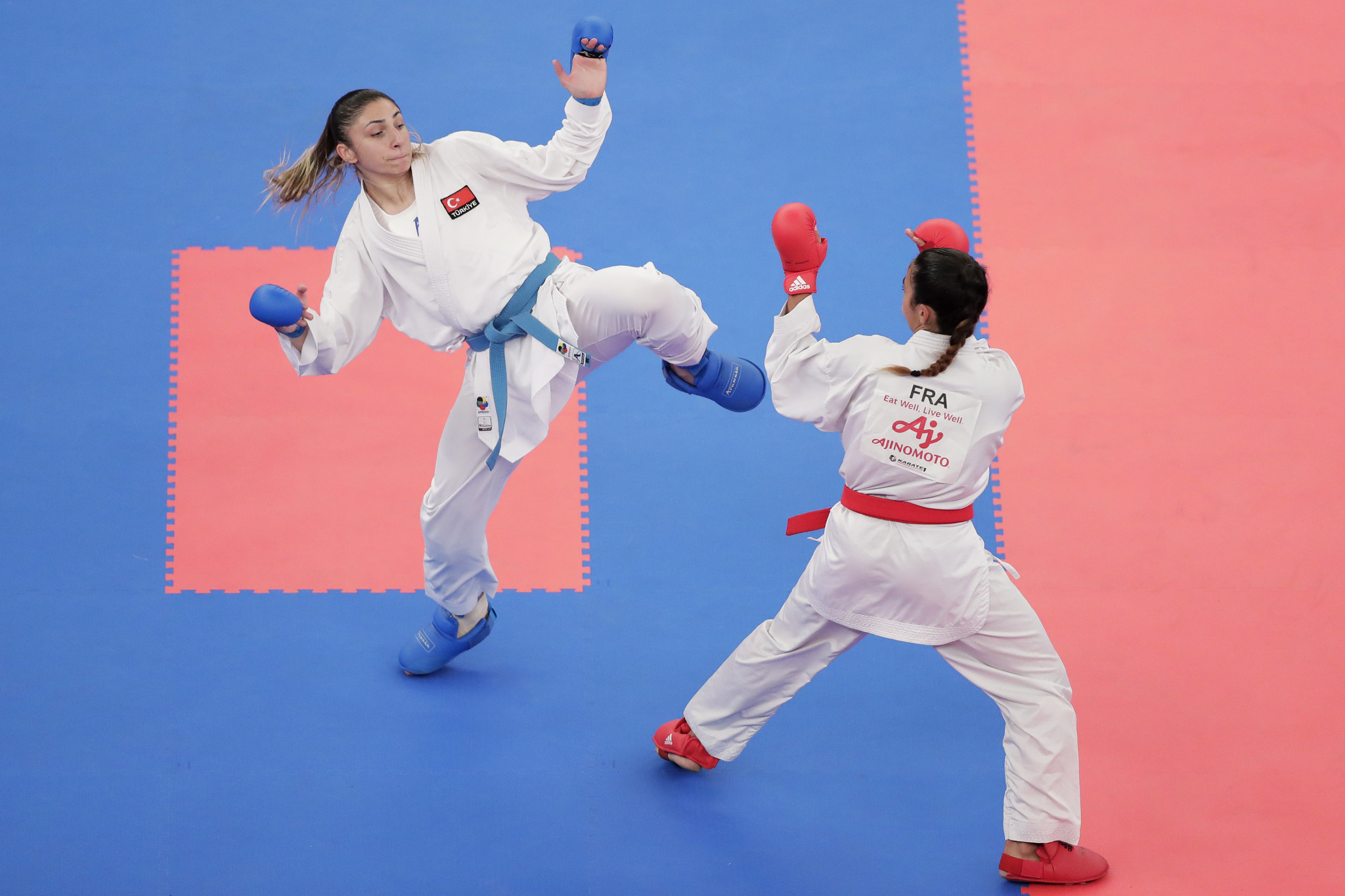 Turkey enjoyed a successful day at the Karate 1-Premier League in Salzburg ©Getty Images