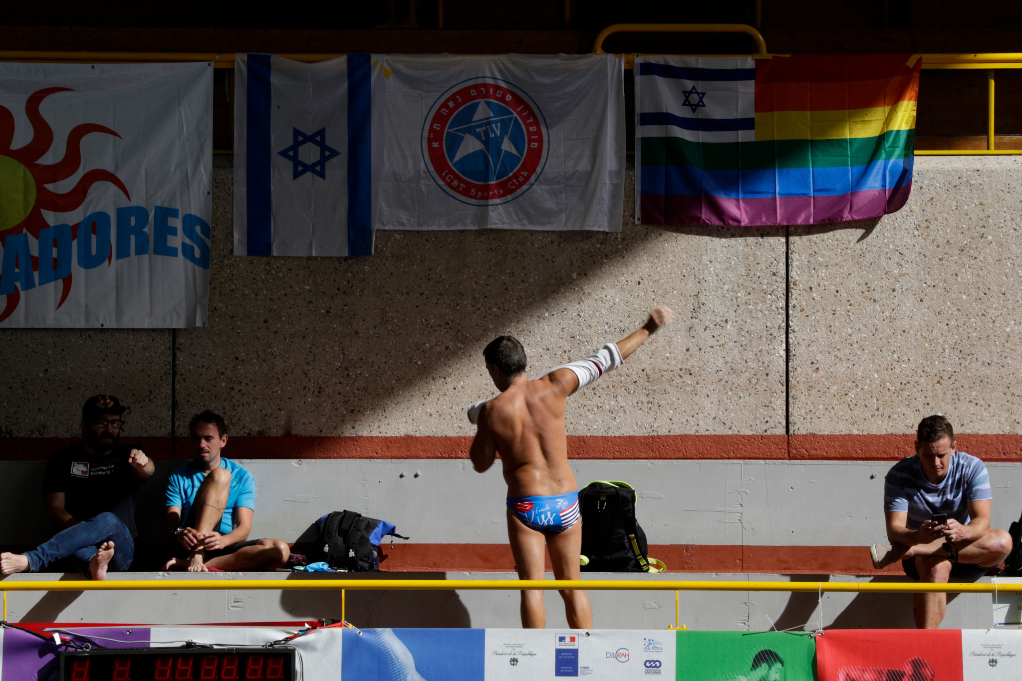 Twenty cities express interest in hosting 2026 Gay Games