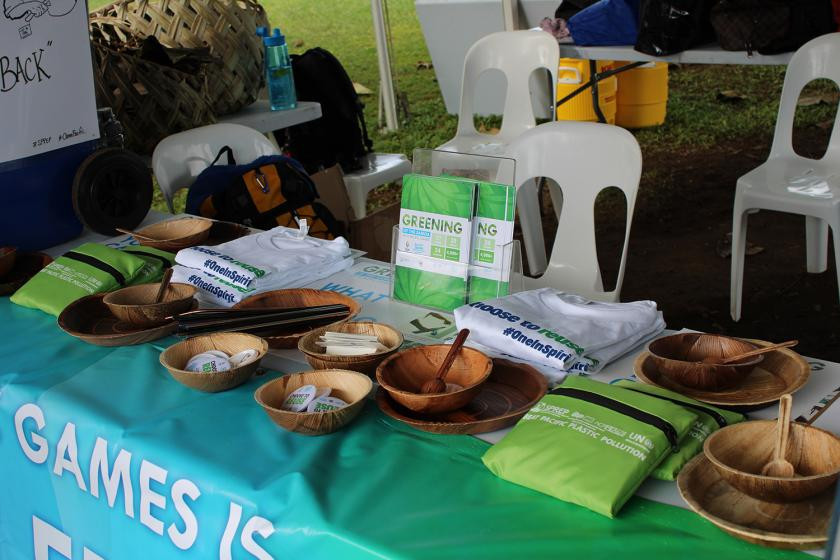 """Samoa 2019 praised by United Nations for """"Green Games"""""""