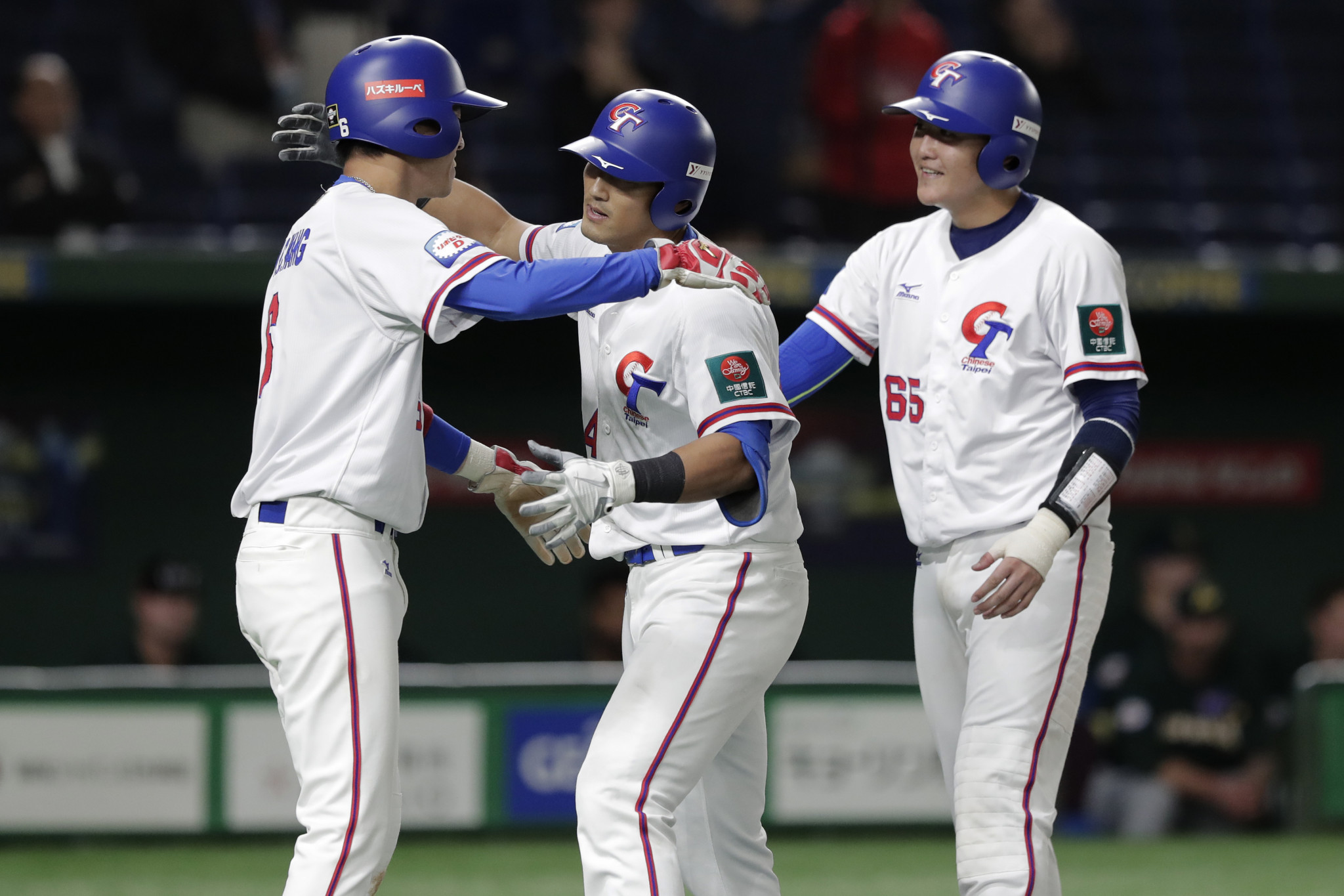 Chinese Taipei will now host the final Olympic qualifier in June ©Getty Images