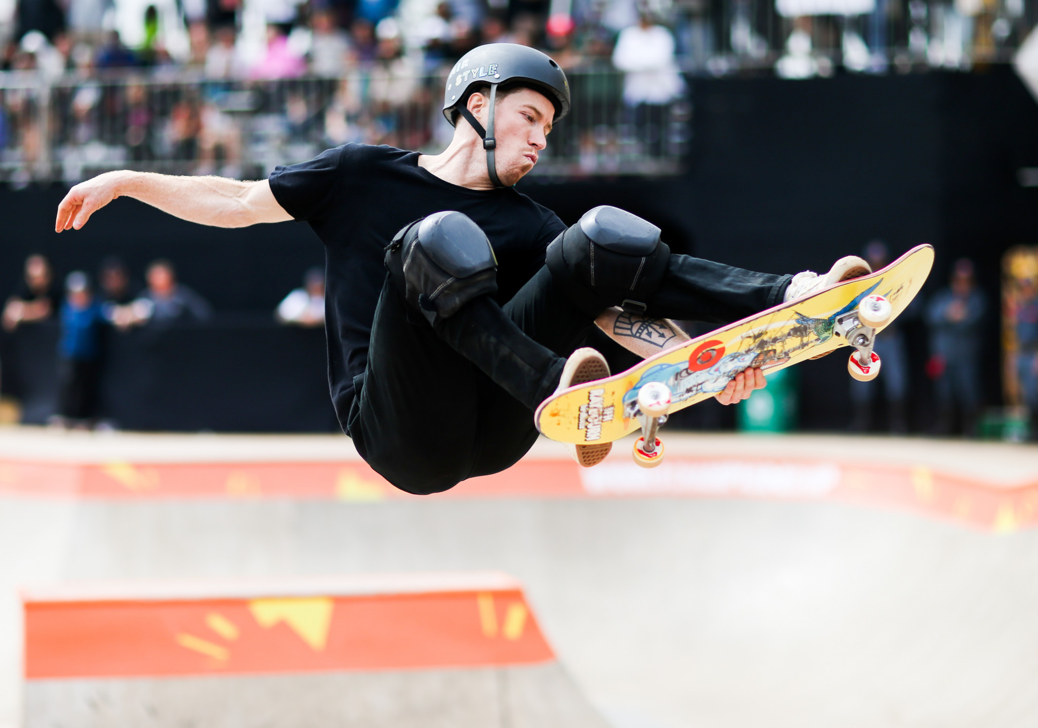 White ends bid to compete in skateboarding at Tokyo 2020 Olympics