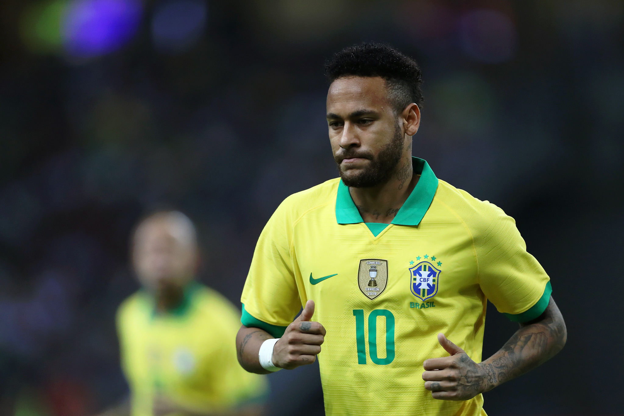 Brazil's Olympic athletes - which could include footballer Neymar, will undergo mandatory anti-racism training ©Getty Images