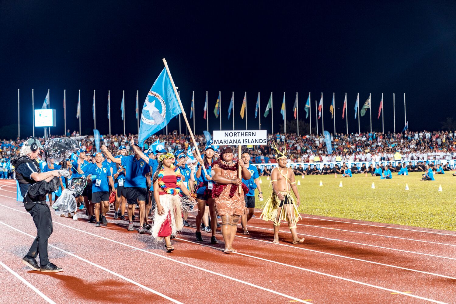 The Commonwealth of the Northern Mariana Islands will host the Pacific Mini Games ©Pacific Games News Service/Alvaro Hoyos Ramos