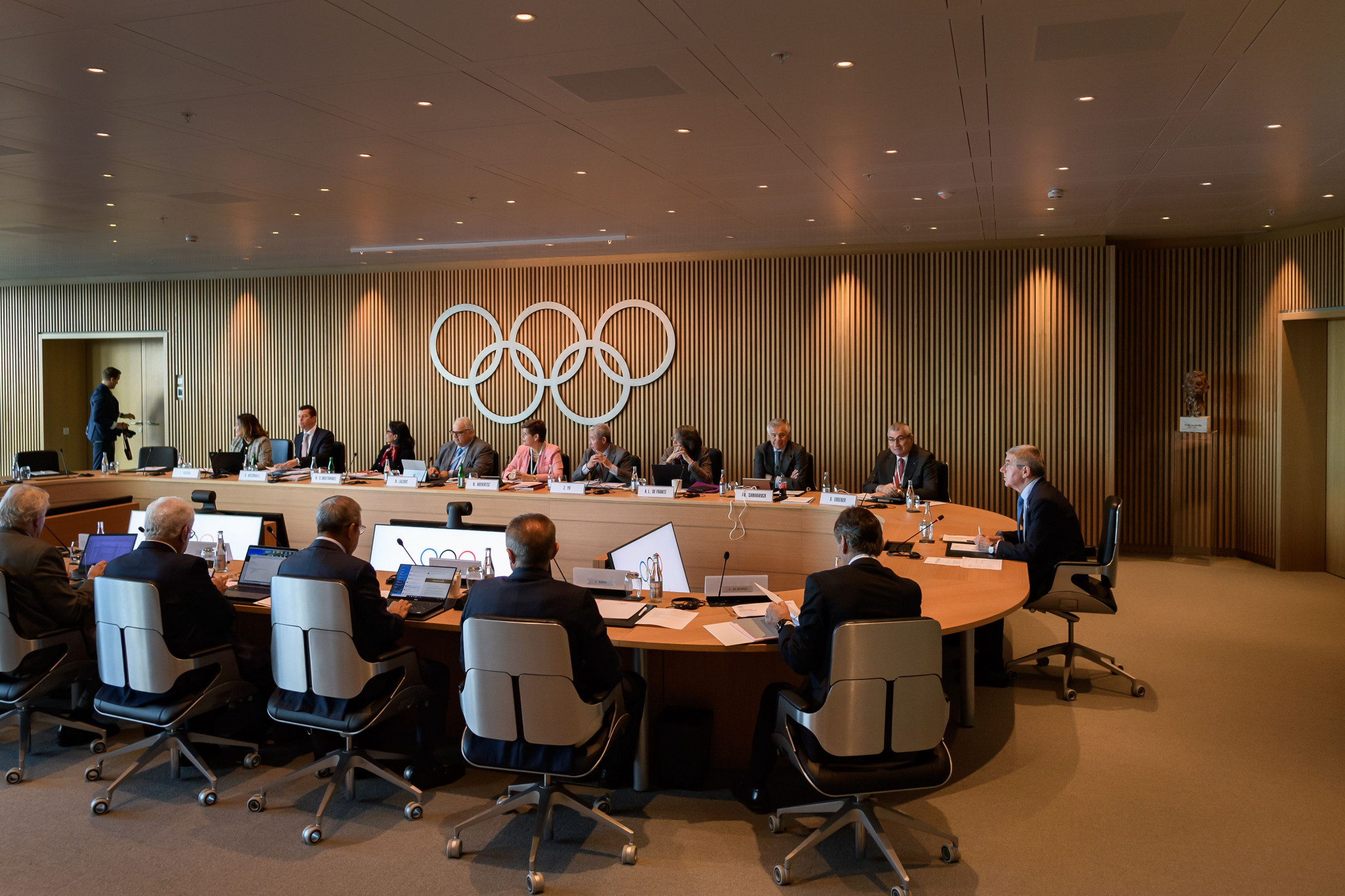 The IOC Executive Board expressed its full commitment to the success of Tokyo 2020 ©Getty Images
