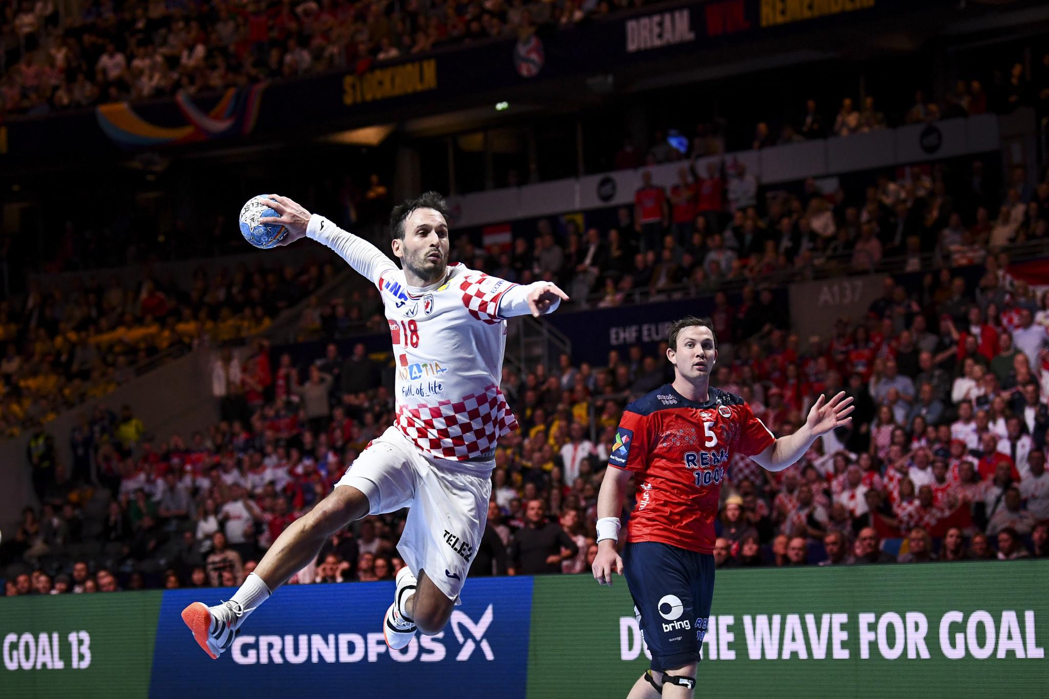 Croatia, Denmark and Norway will co-host the 2025 Men's Handball World Championship ©Getty Images