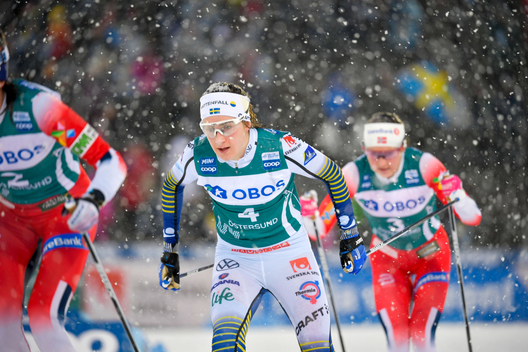 Andersson and Ardashev earn under-23 gold at Nordic Junior and Under-23 World Ski Championships