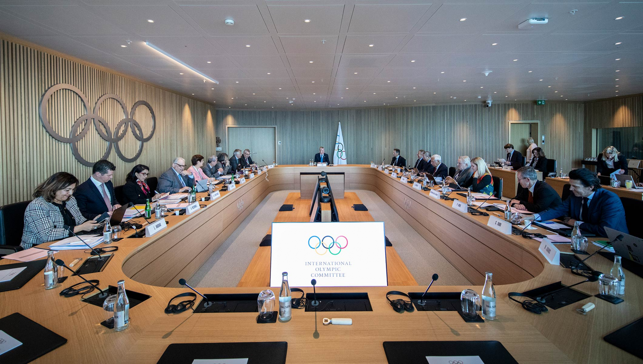 The IOC Executive Board confirmed the existing consensus statement will remain in place ©IOC