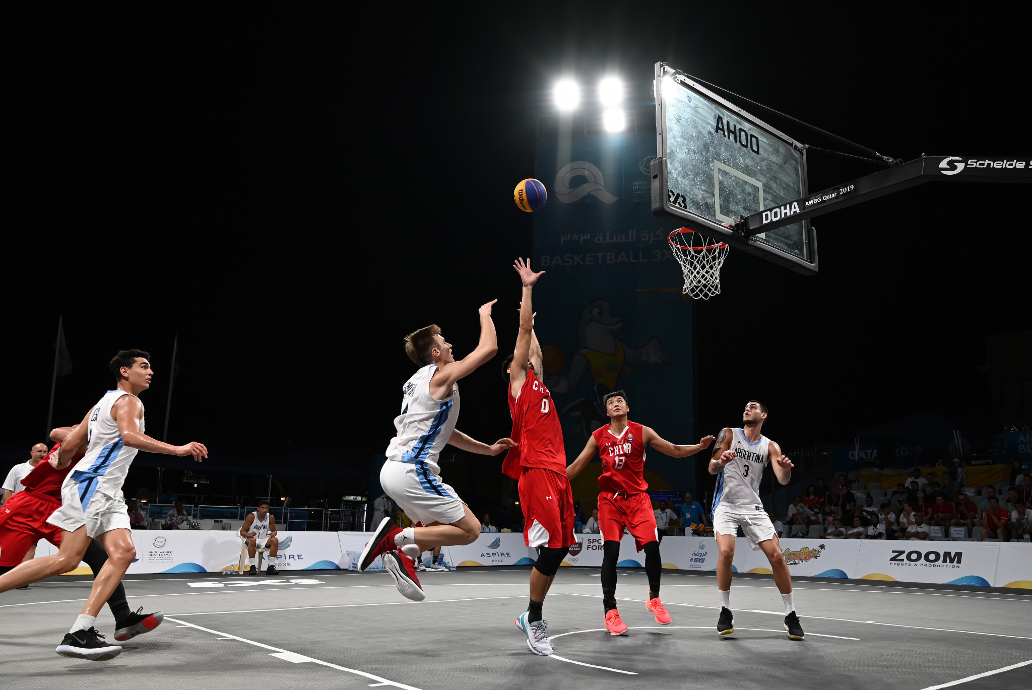 FIBA have postponed the Olympic 3x3 basketball qualifier in India because of the coronavirus ©Getty Images