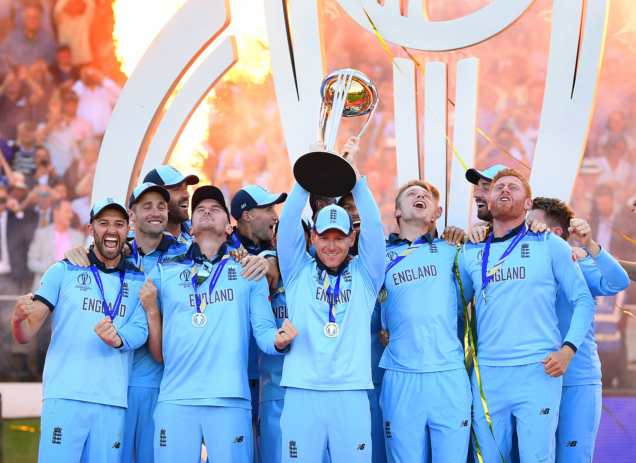 ICC announces 2019 Men's World Cup gave £350 million boost to UK economy
