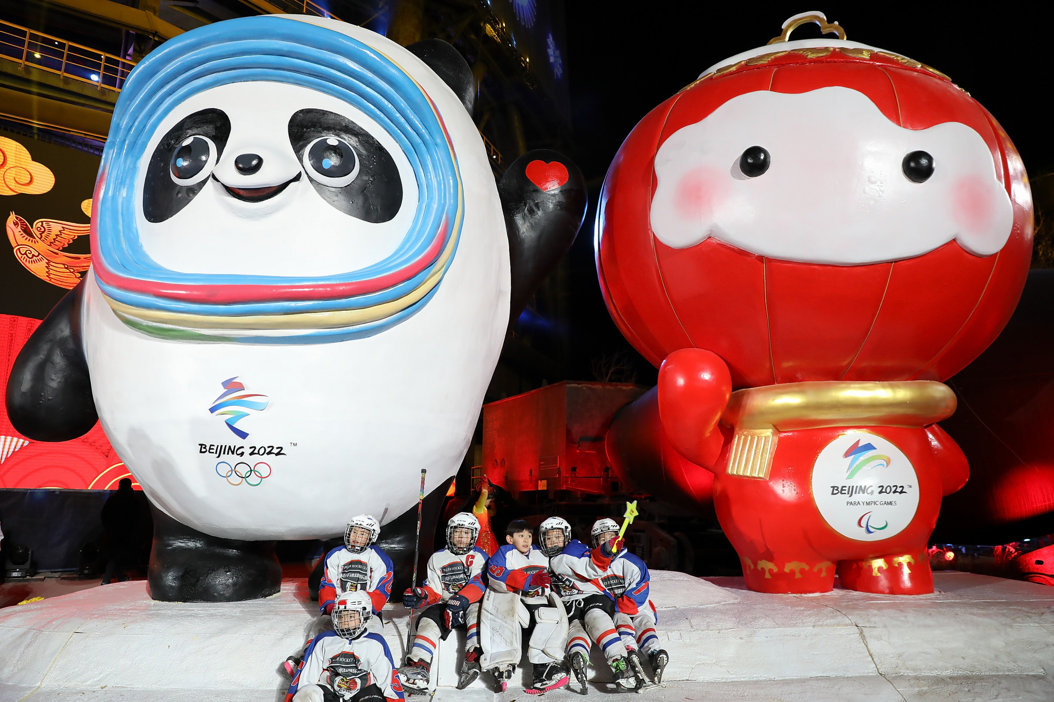 A group of American Senators have called on the IOC to move the Beijing 2022 Winter Olympic Games ©Getty Images
