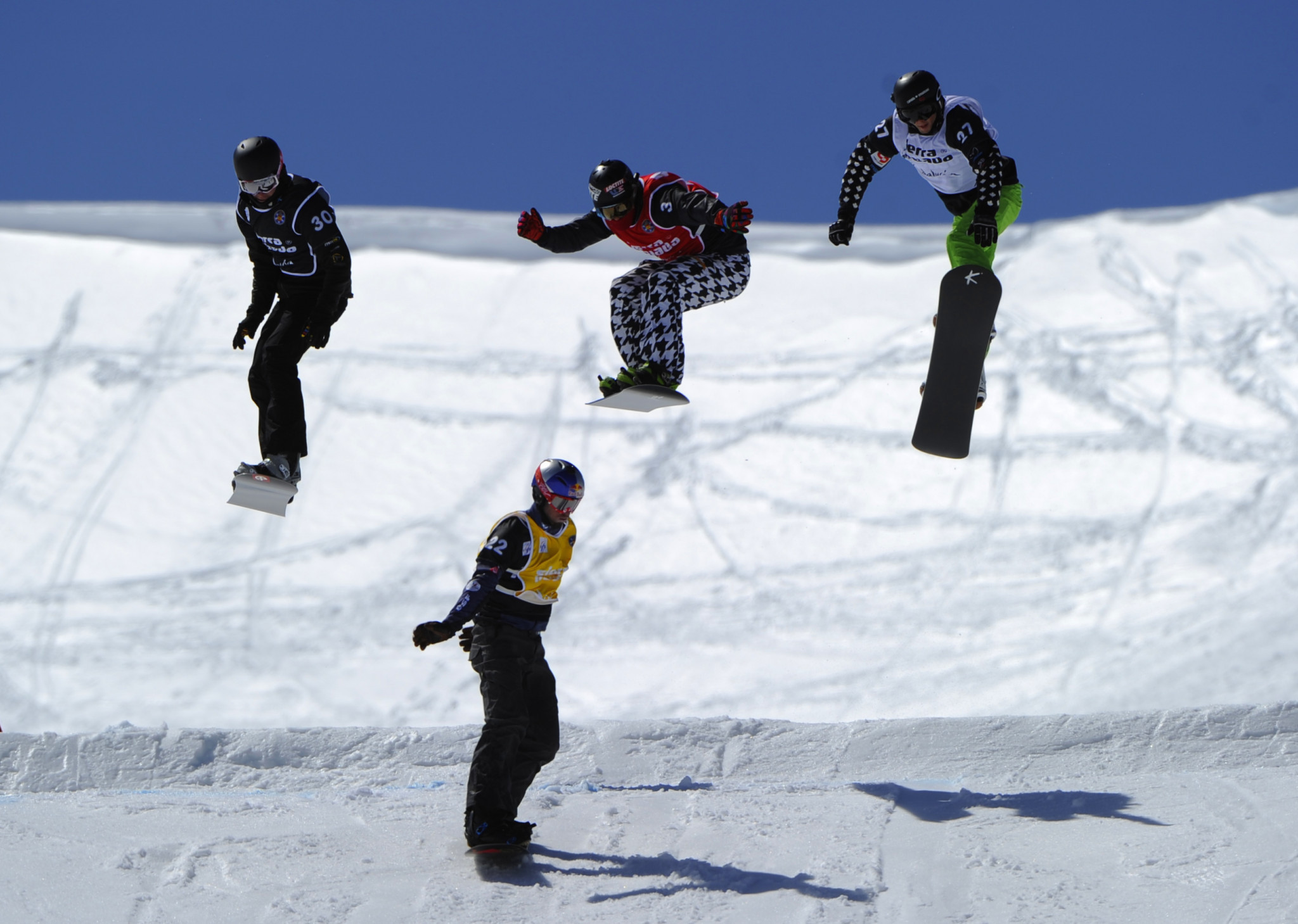 Sierra Nevada to hold penultimate stage of FIS Snowboard Cross World Cup