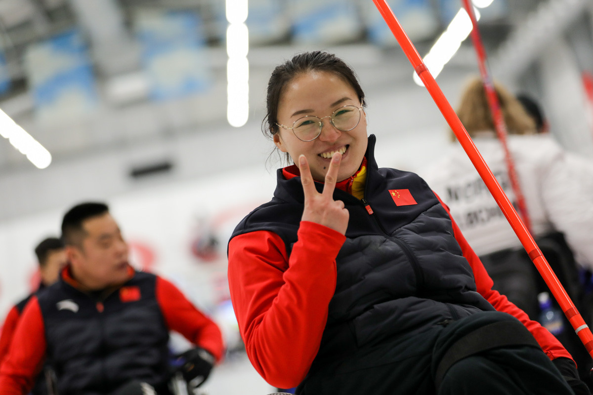 China remained unbeaten through the entire round-robin phase at the World Wheelchair Curling Championships ©Getty Images