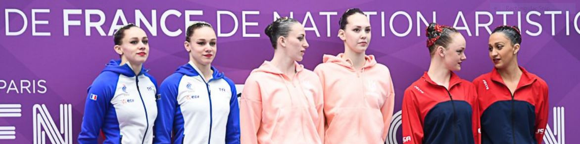 Double gold for Ukraine as FINA Artistic Swimming World Series starts in Paris