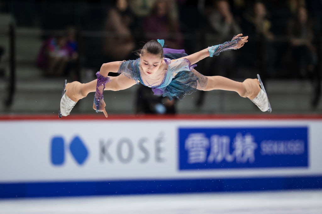 Valieva takes women's title as Russia top medal table at ISU World Junior Figure Skating Championships