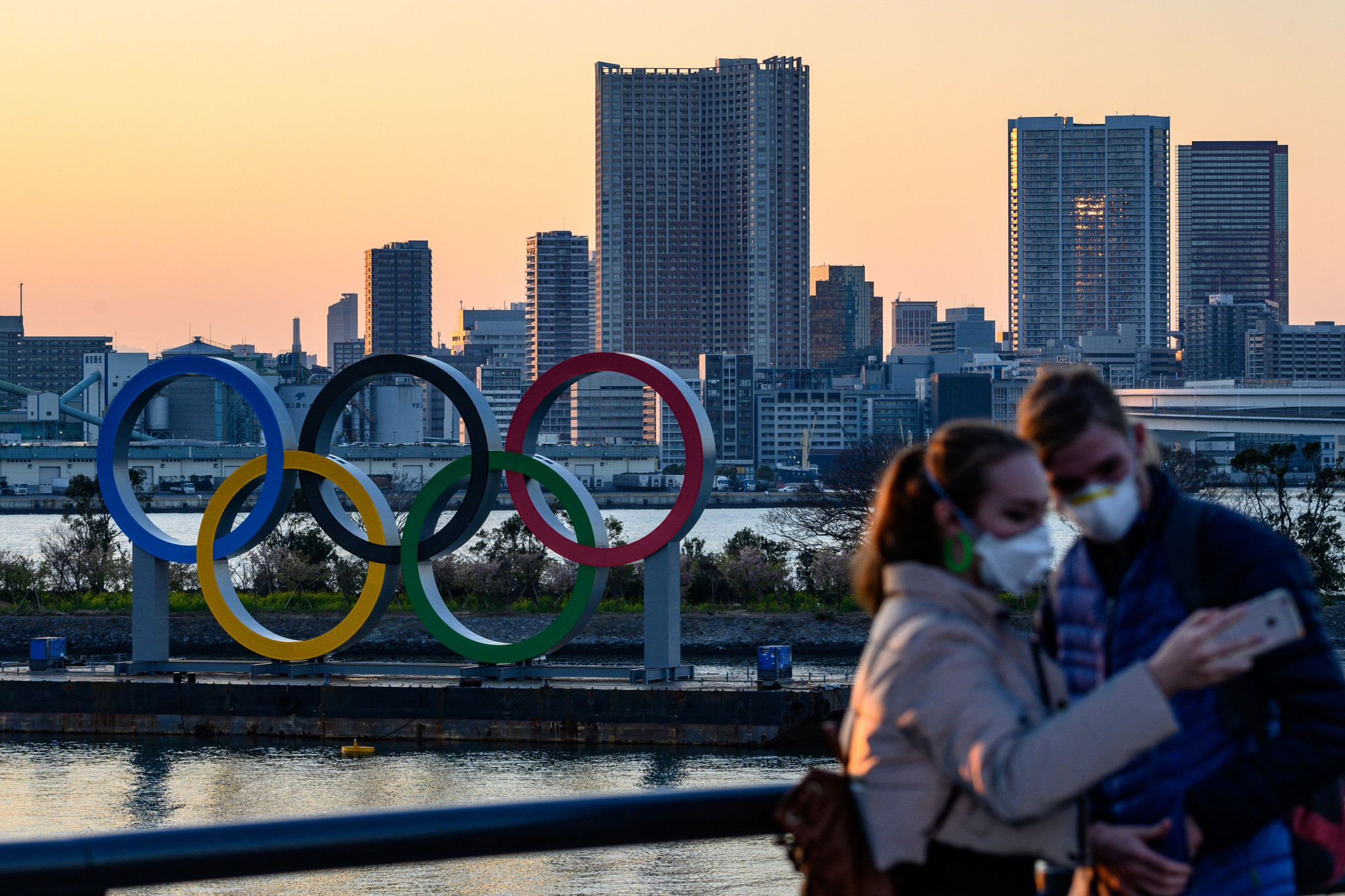 It has been suggested that the Tokyo 2020 Olympic Games could be cancelled or postponed because of fears over the coronavirus outbreak ©Getty Images