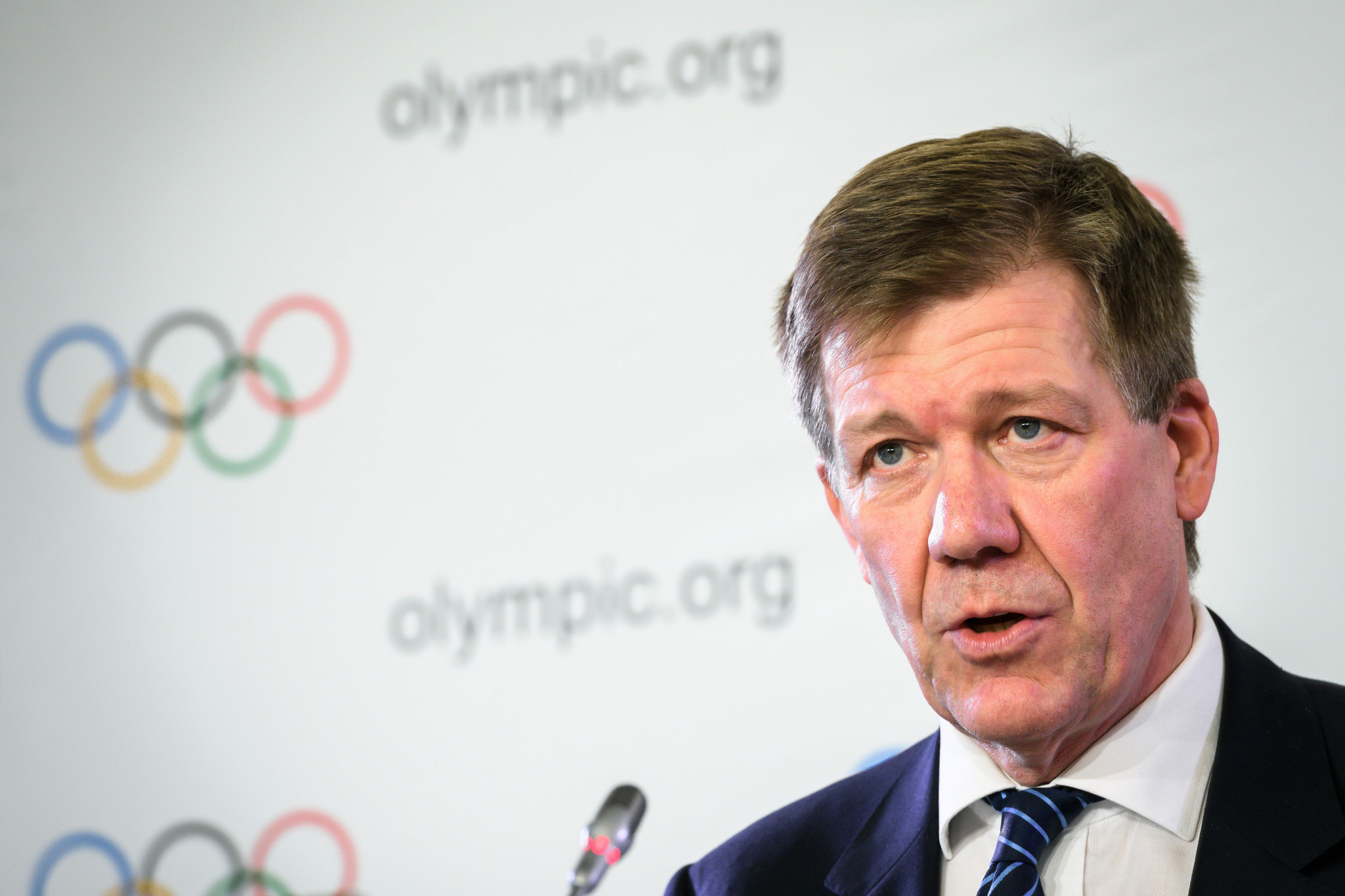 Richard Budgett, the IOC medical and scientific director, acknowledged the outcome of the consultation will likely upset a lot of people ©Getty Images