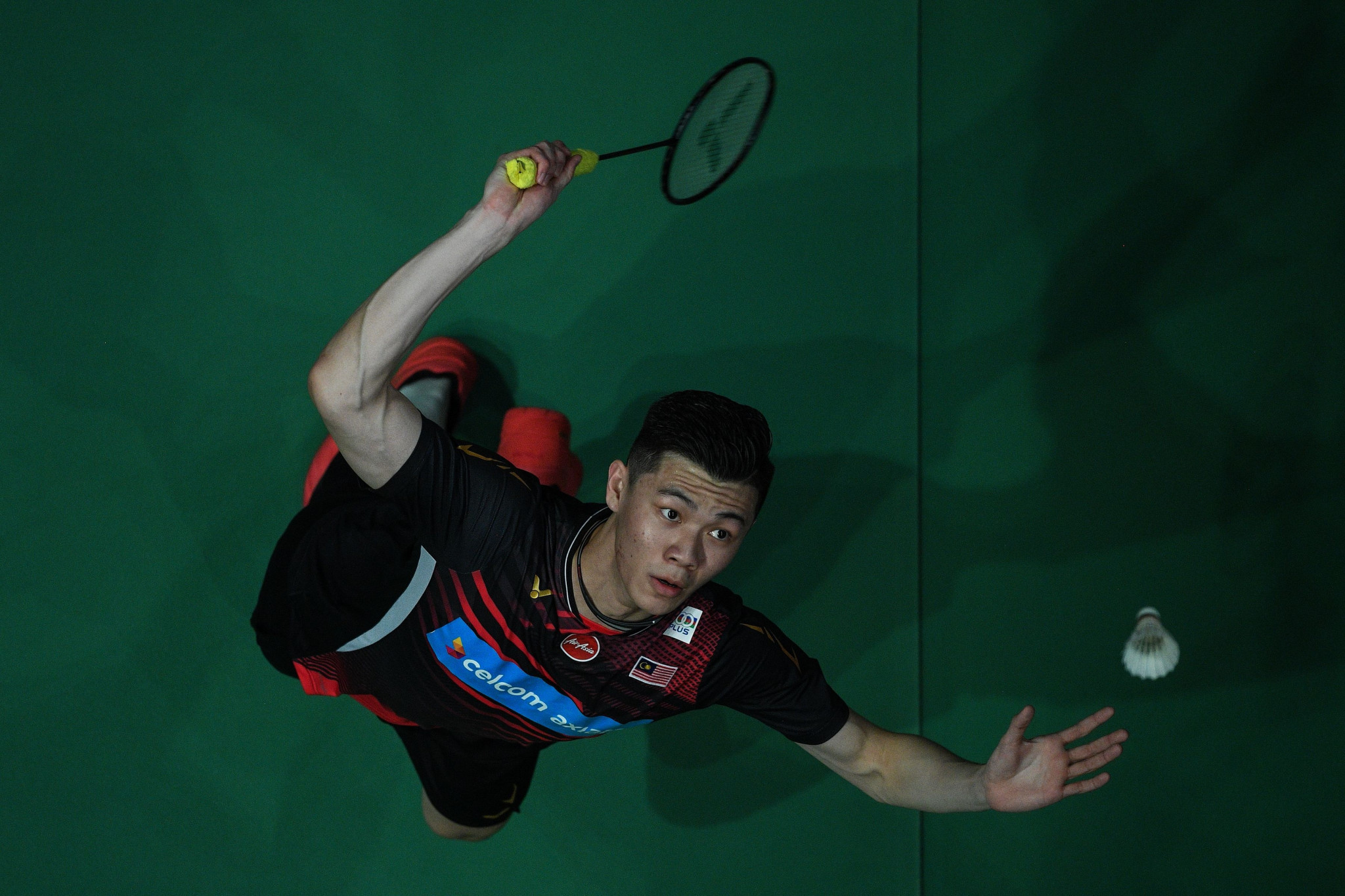 Malaysia's Lee Zii Jia is out to make an impression at the All England Open Badminton Championships in Birmingham ©Getty Images