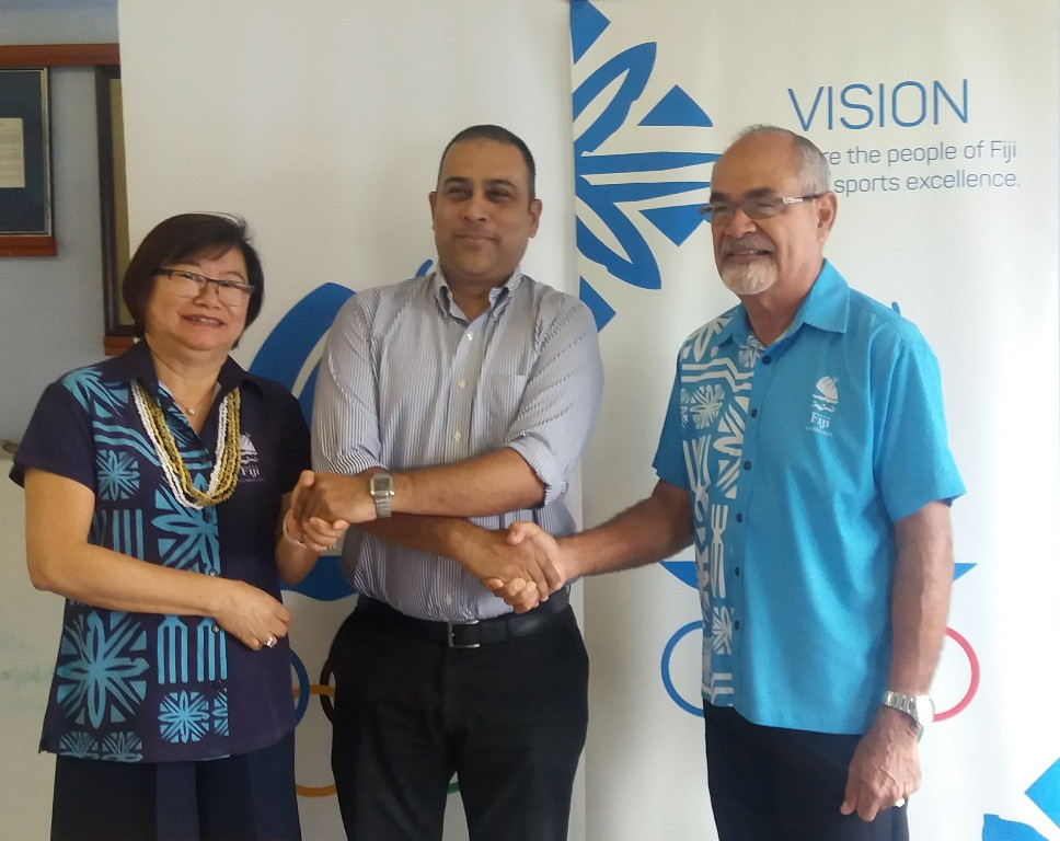 FASANOC announces Communications Fiji Limited as media partner for Tokyo 2020