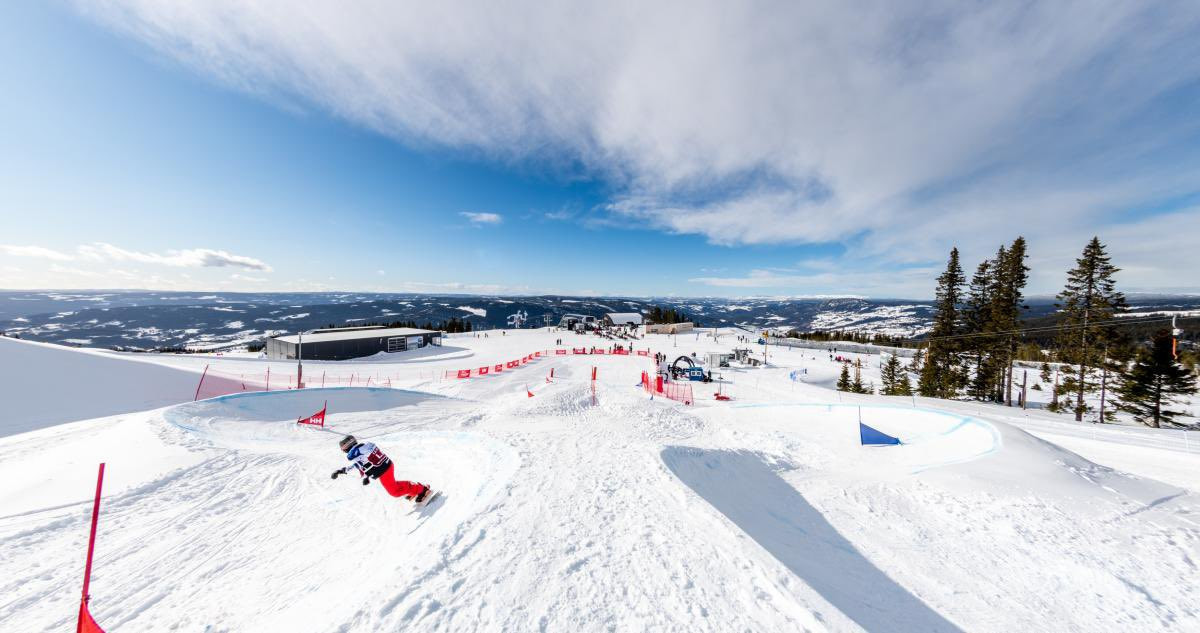 The World Para Snowboard World Cup Finals in World Cup Finals in Hafjell have been cancelled because of coronavirus ©Twitter