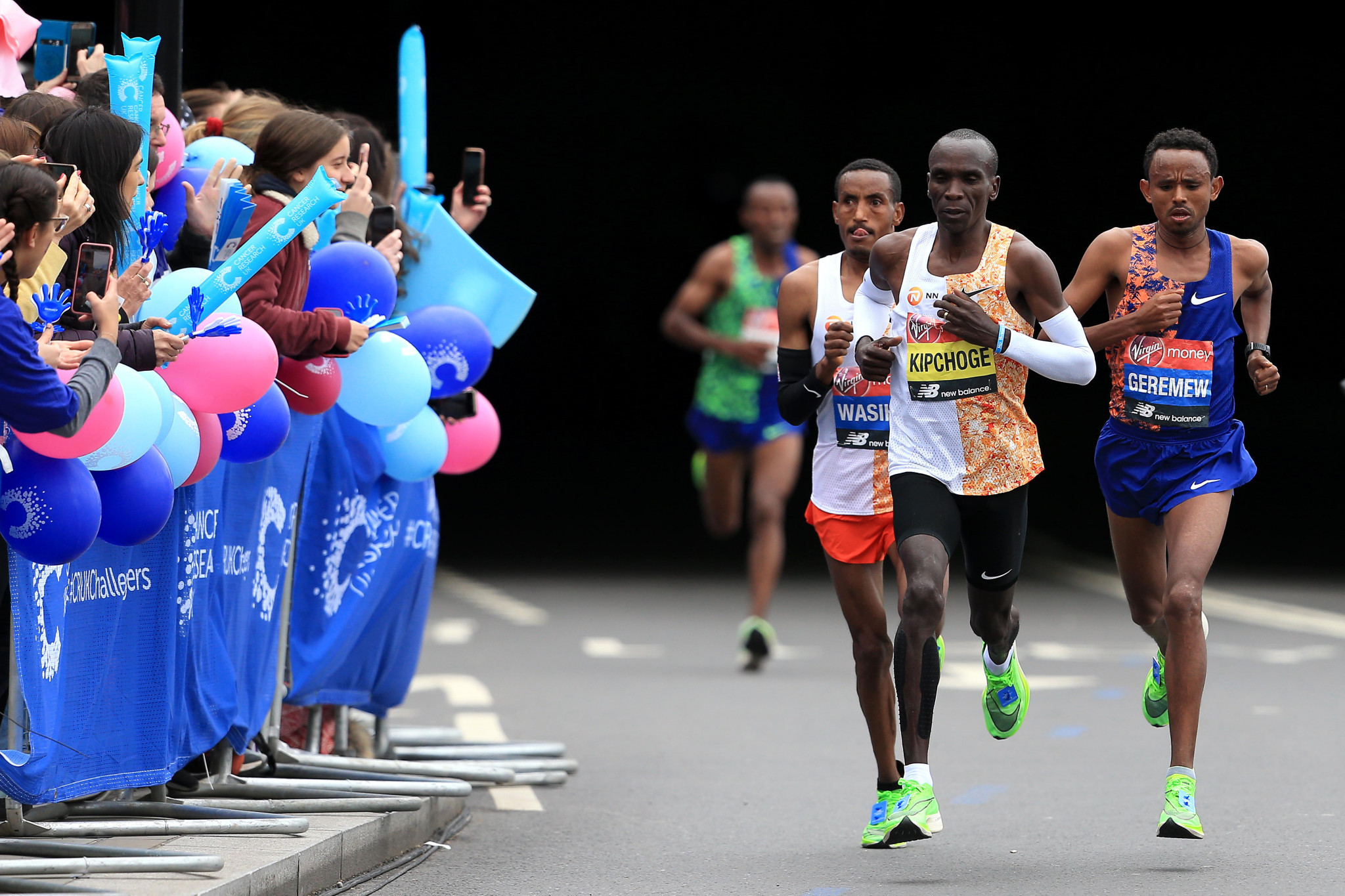 London and Boston Marathons postponed over coronavirus pandemic