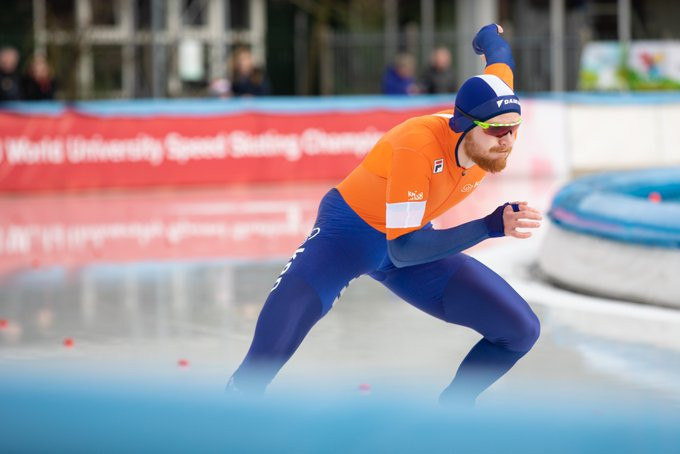 The Dutch added to their gold medal tally on what proved to be the final day of the event ©FISU
