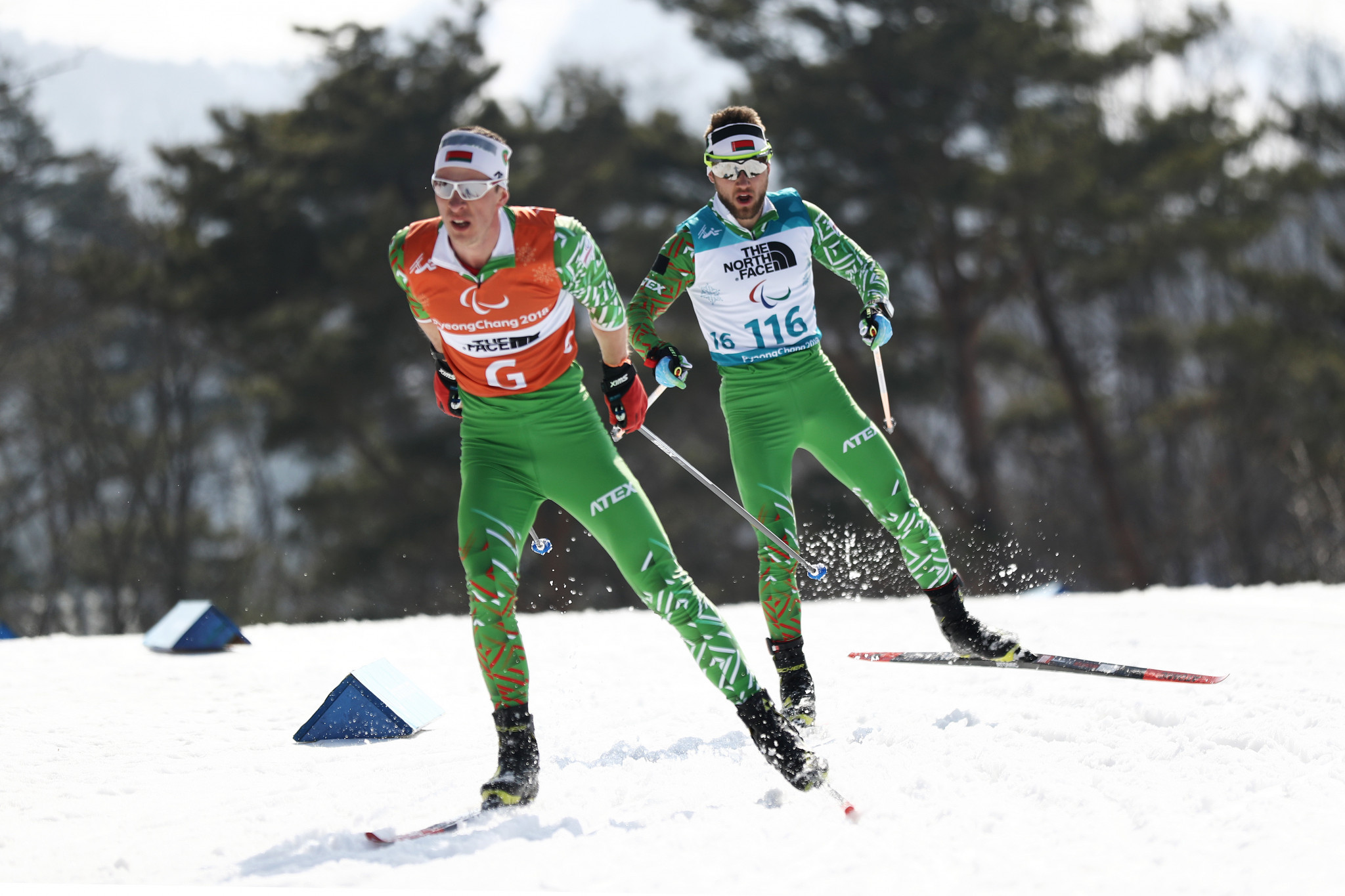 Belarus' Yury Holub wins maiden World Para Nordic Skiing crystal globe