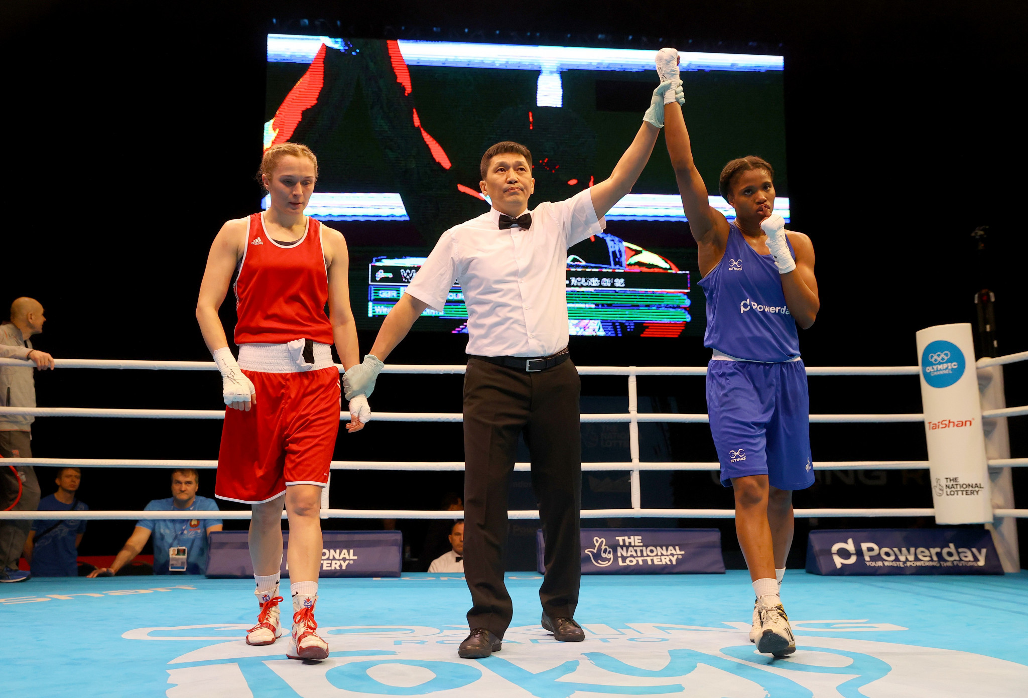 Dubois wins on senior debut at European Boxing Olympic Qualification Tournament in London