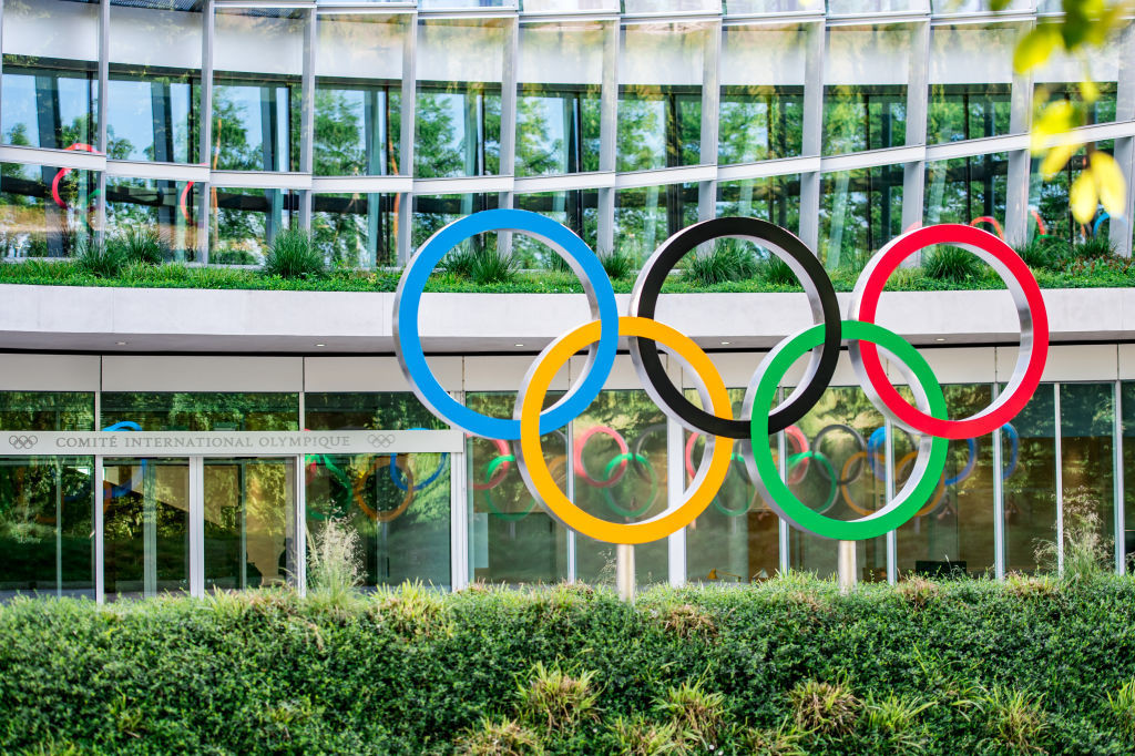 The IOC has told all staff to work from home ©Getty Images