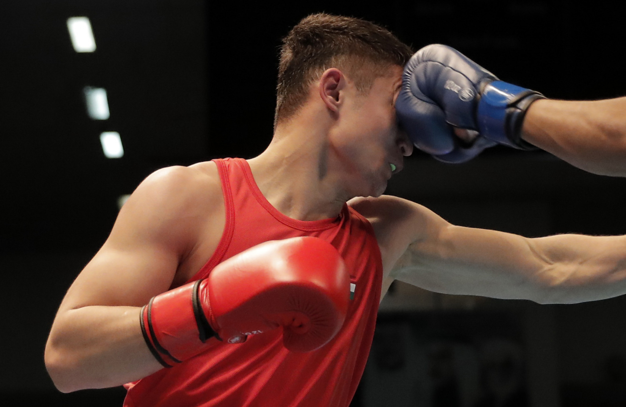 The Asia-Oceania Olympic boxing qualifier was moved to Amman with little time to prepare ©JOC