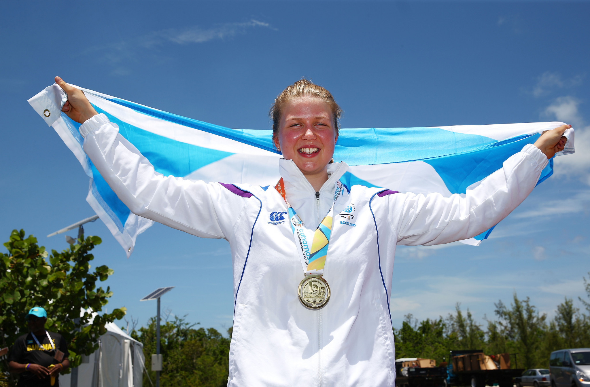 Scottish athletes from all six editions of the Commonwealth Youth Games are invited to the event ©Getty Images