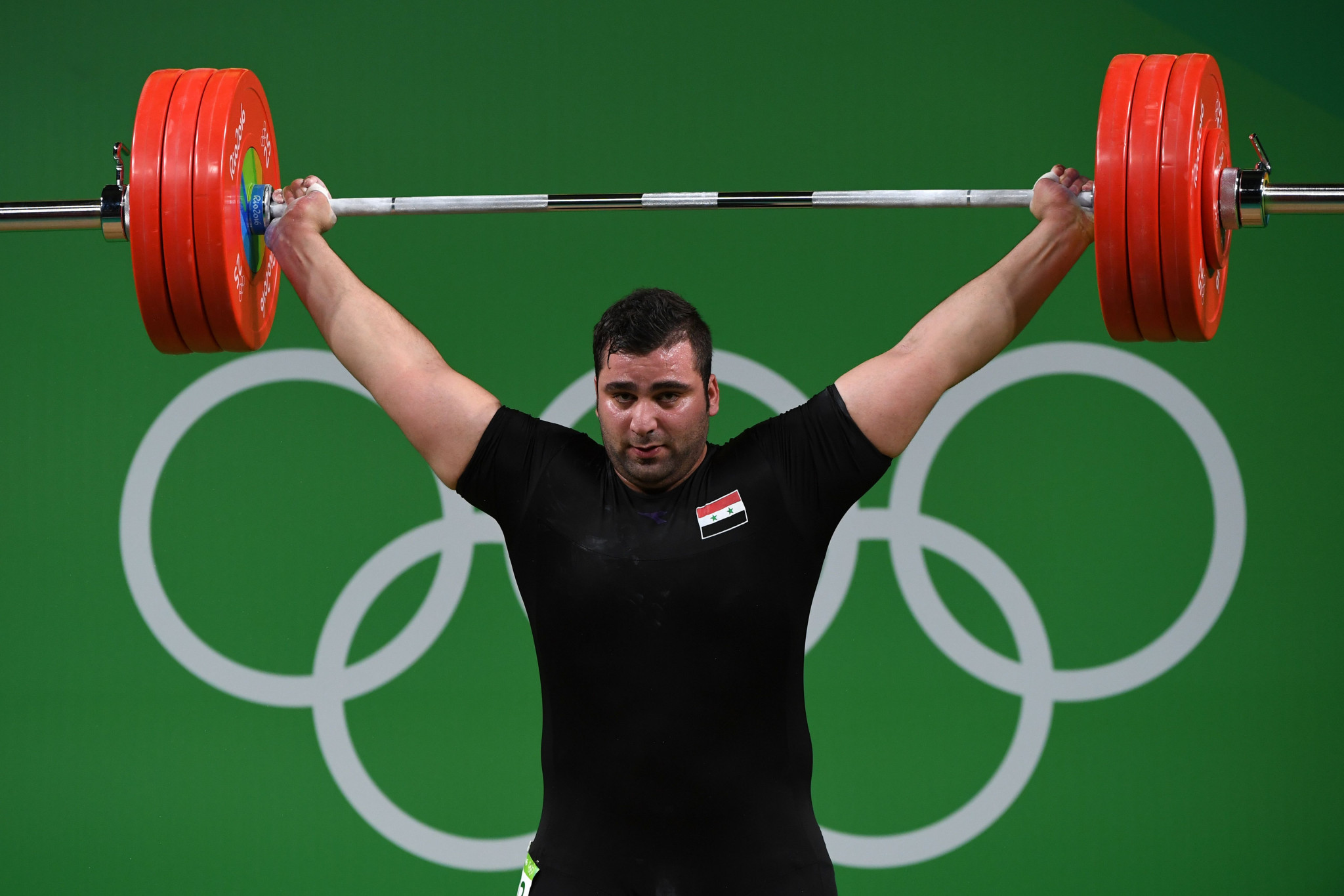 Man Asaad is among the weightlifters unable to qualify for Tokyo 2020 as  things stand ©Getty Images