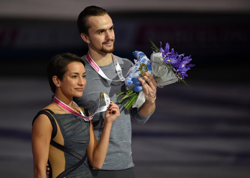 Stolbova and Klimov win pairs title at ISU Grand Prix of Figure Skating Final