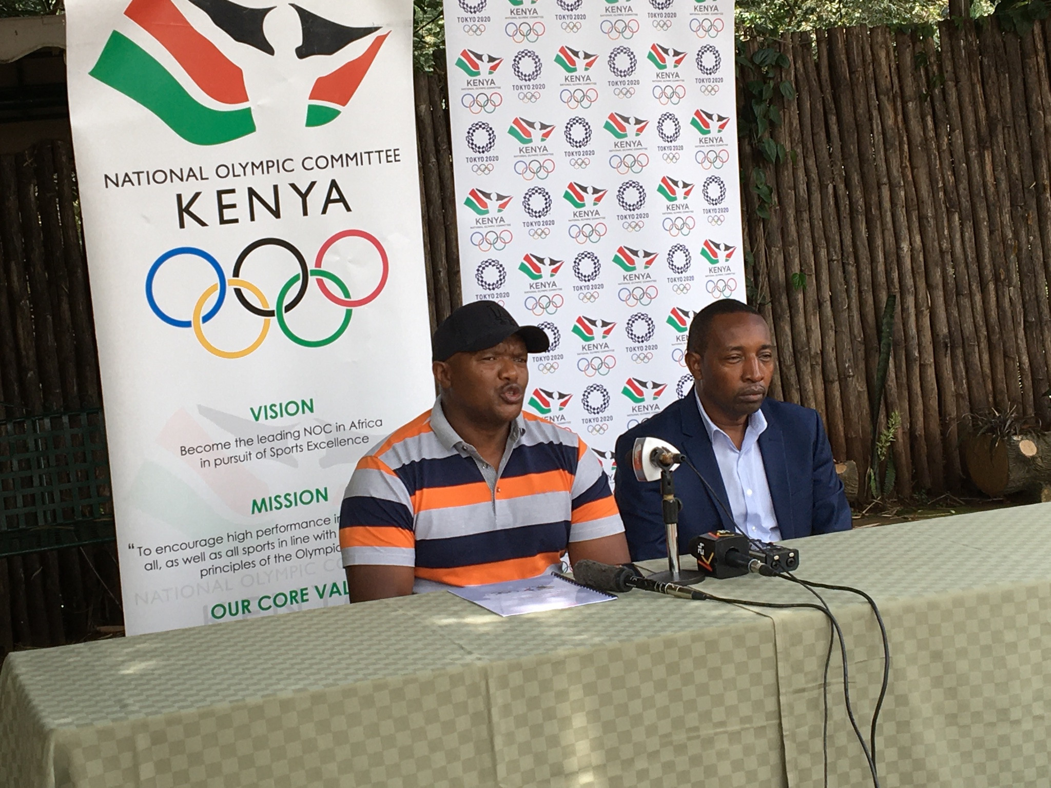 National Olympic Committee of Kenya appoint lead consultant of strength and conditioning