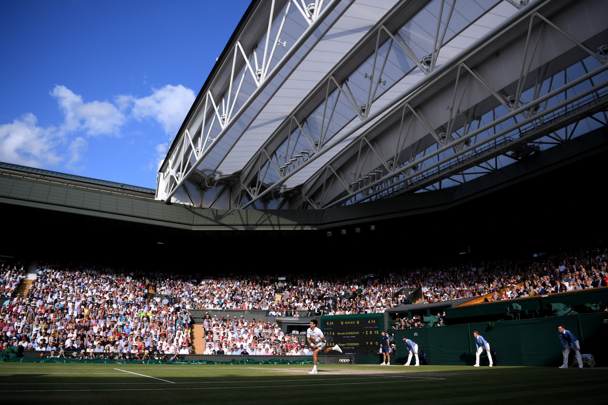 All England Lawn Tennis Club to run social media campaign to replace cancelled Wimbledon