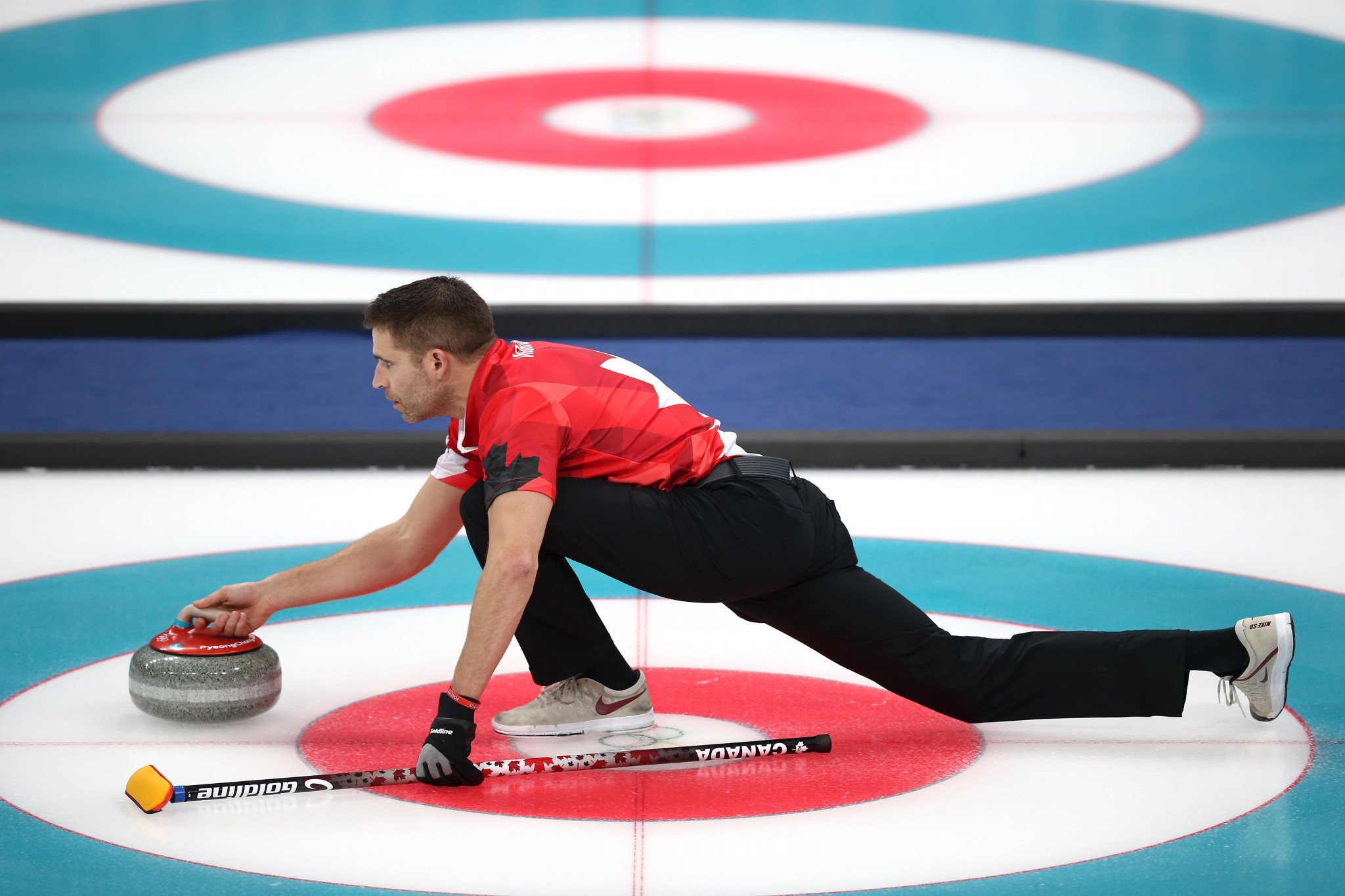John Morris has reunited with friend and rival Kevin Koe, joining his team for next season ©Getty Images