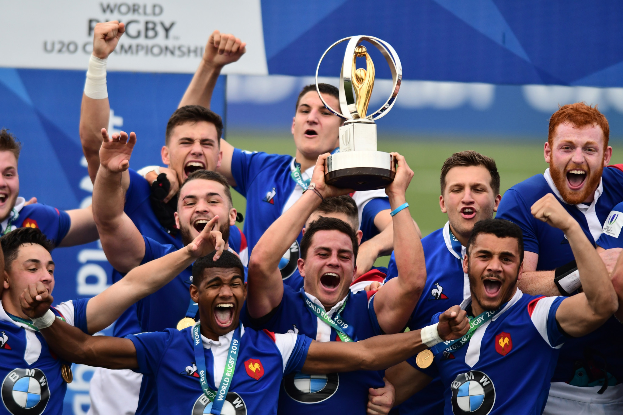 World Rugby cancels Under-20 World Championship