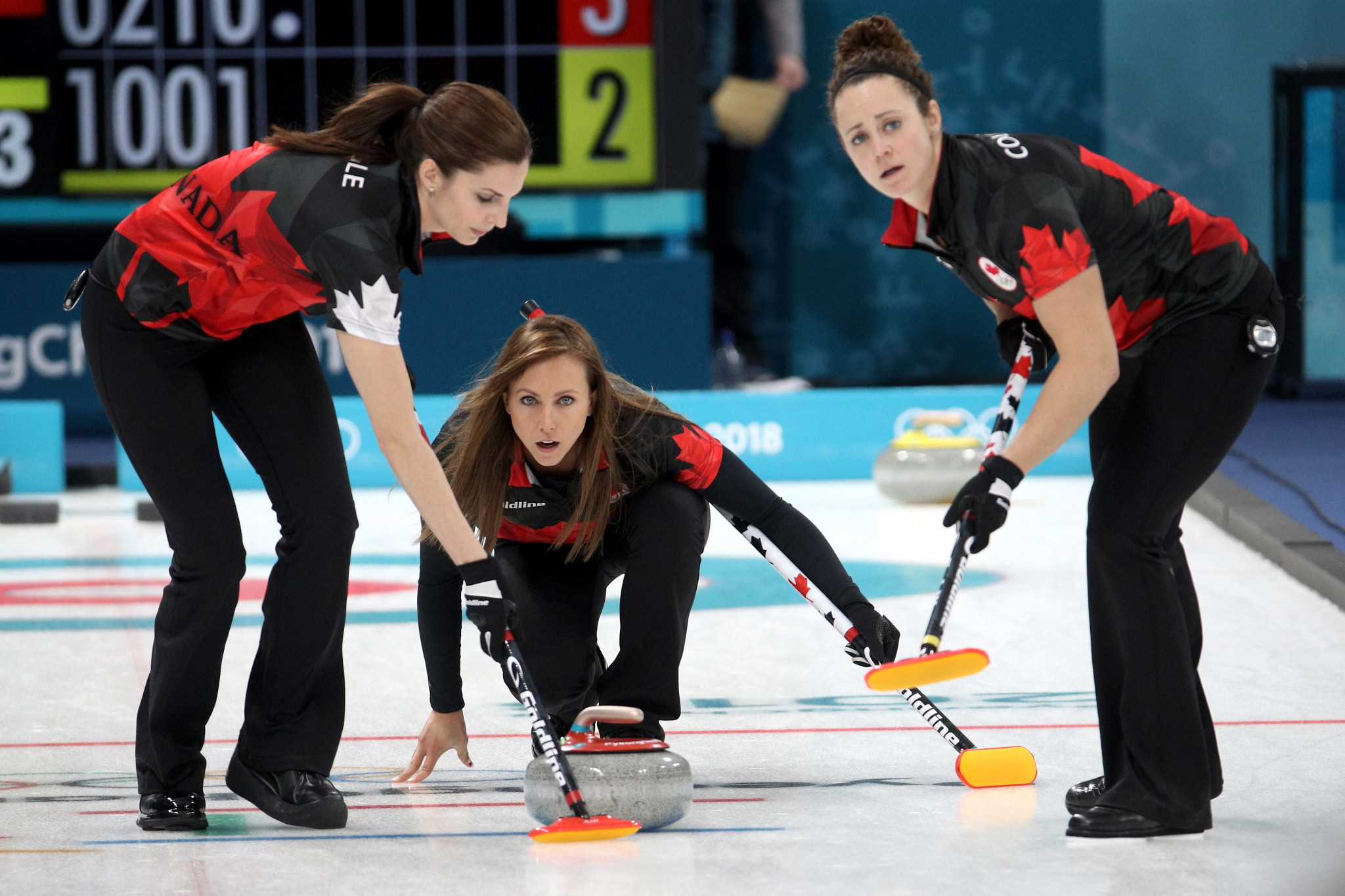 Rachel Homan has added Sarah Wilkes to her team for next season ©Getty Images