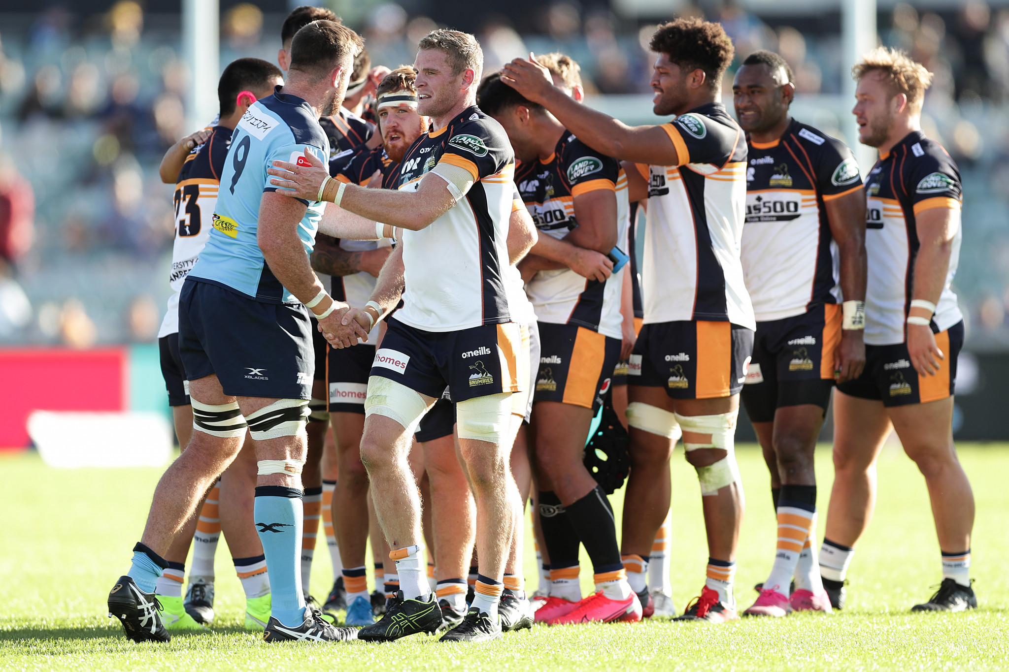 Super Rugby was suspended last week due to the coronavirus pandemic ©Getty Images