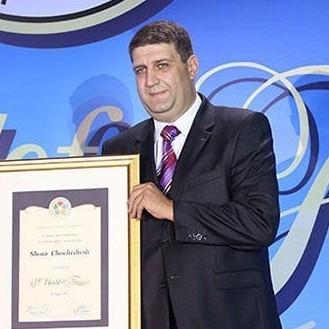 Shota Chochishvili - Georgia