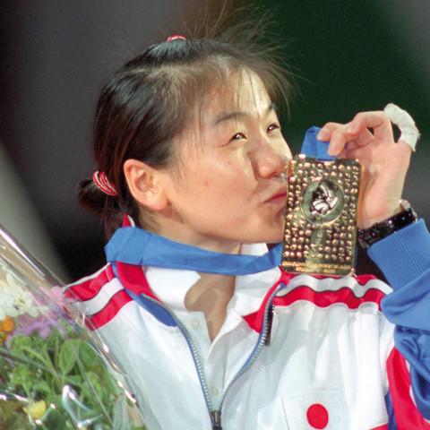 Ryoko Tani - Japan