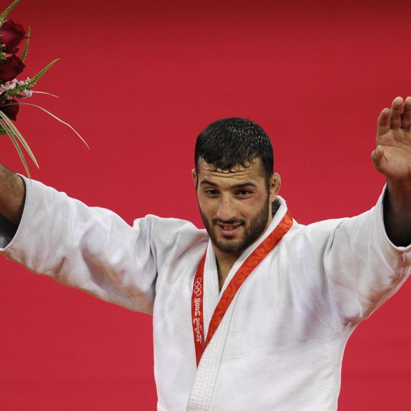 Amar Benikhlef – Algeria