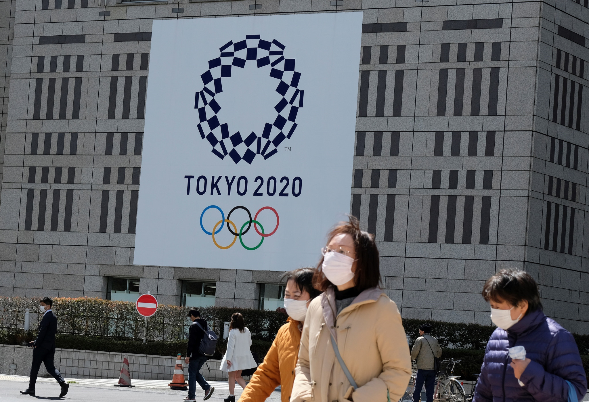 World Athletics President Sebastian Coe has spoken of the need to monitor morale among  Tokyo 2020 staff following the postponement of the Games until next summer ©Getty Images