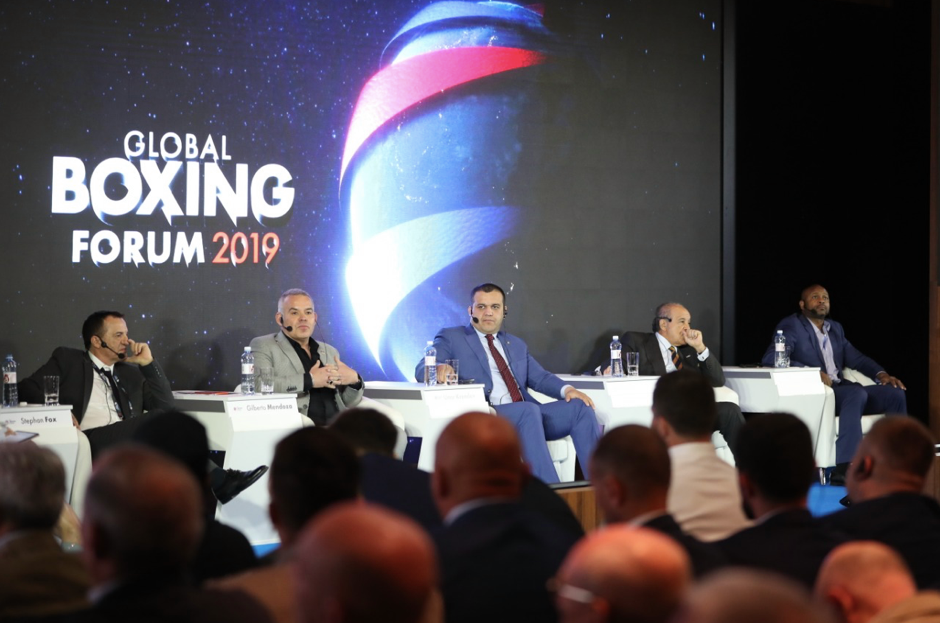 The 2019 Global Boxing Forum was held in the Russian city of Yekaterinburg ©Global Boxing Forum