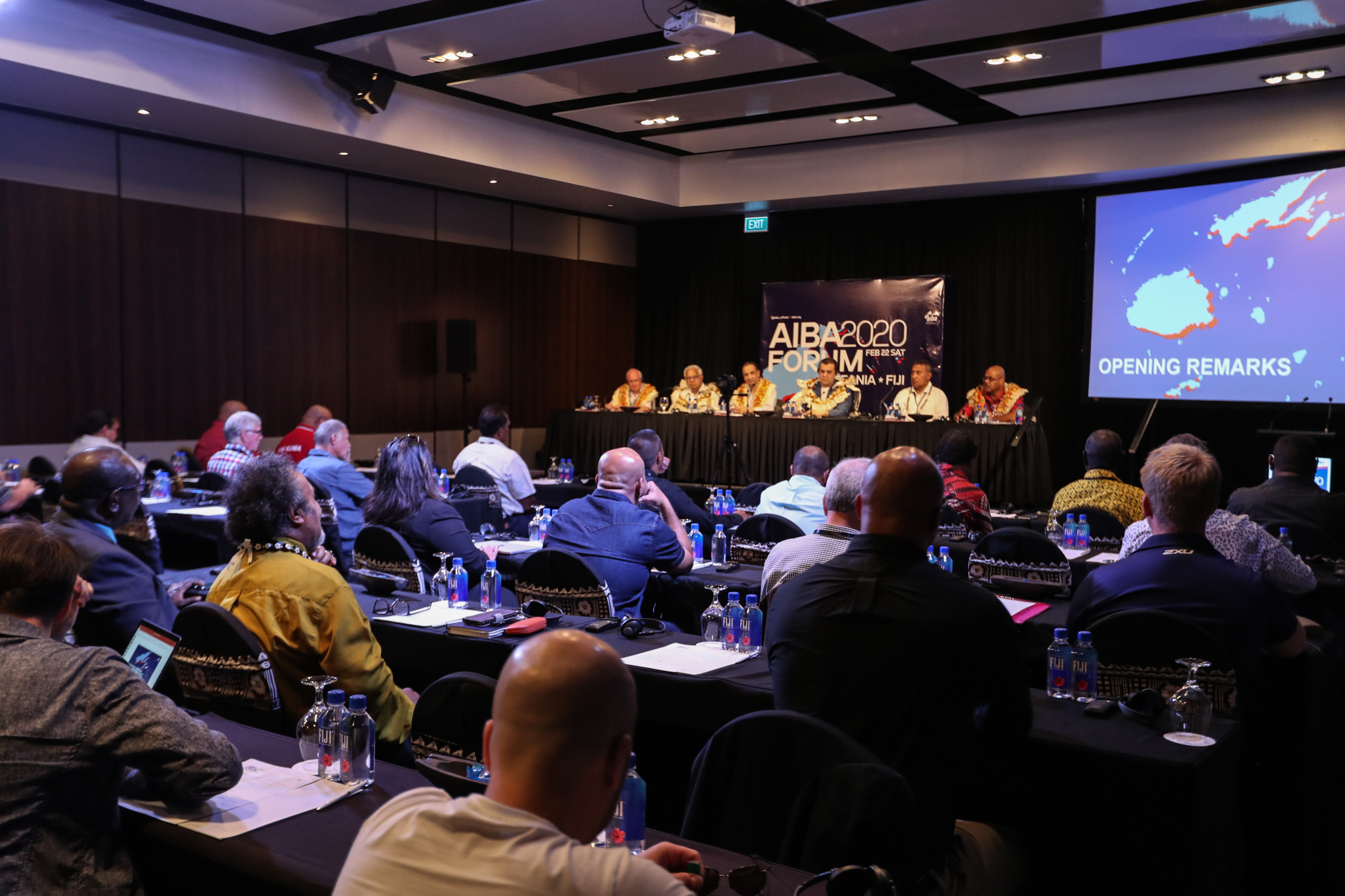 This year, AIBA have launched Continental Boxing Forums ©AIBA