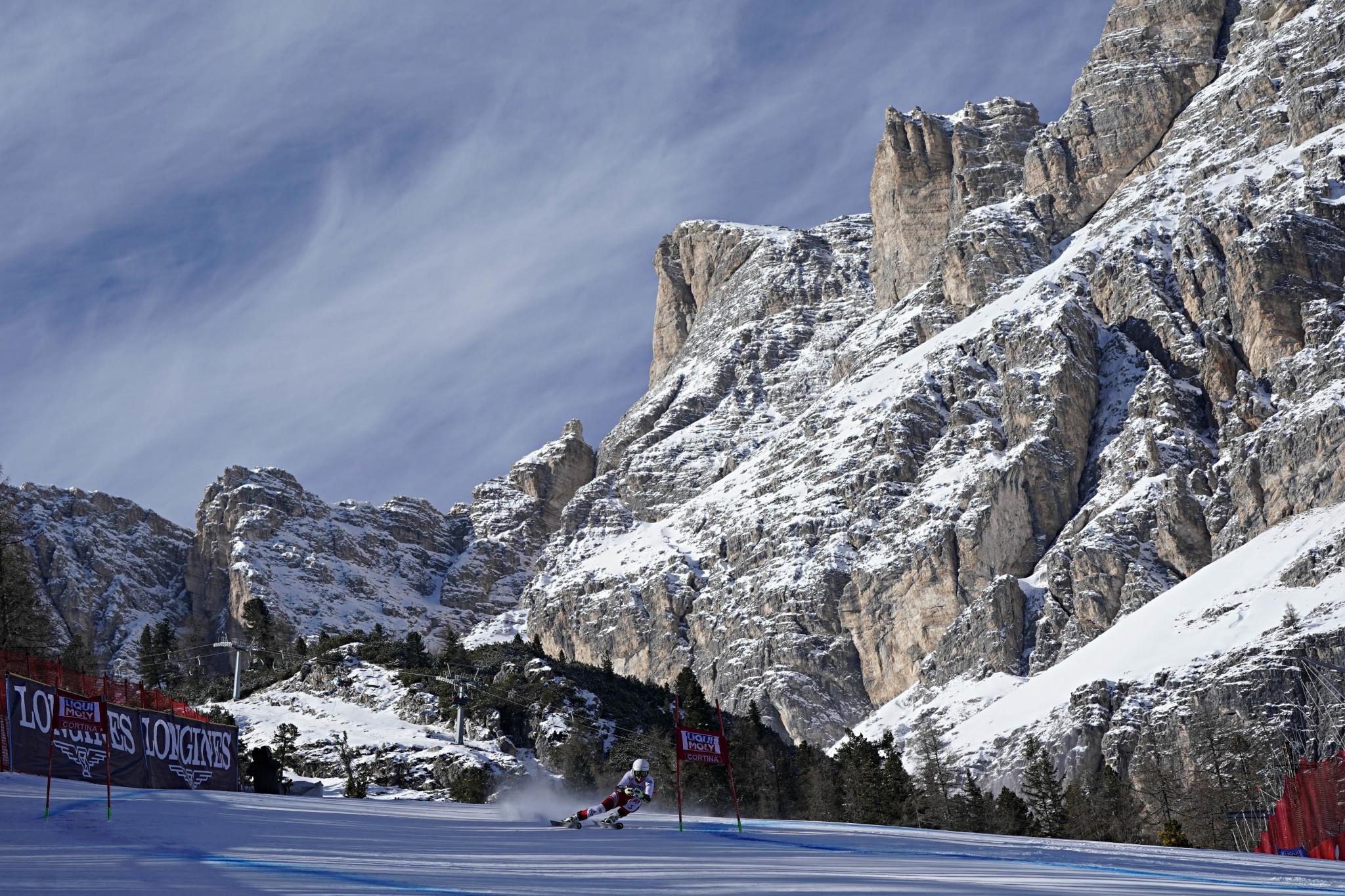 FIS holds coordination meeting for Cortina 2021 Alpine World Ski Championships