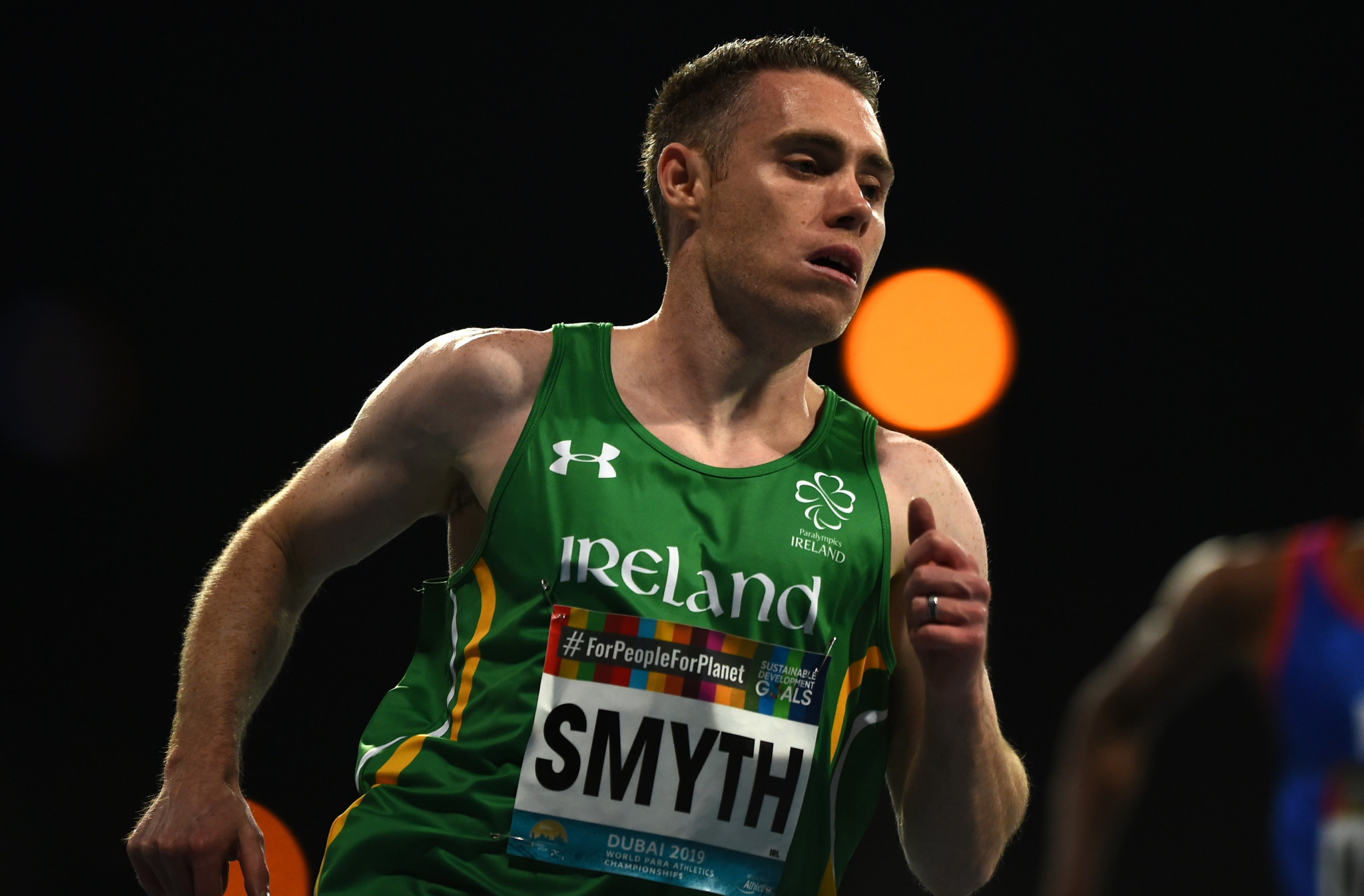 Irish sprinter Smyth says ambitions not affected by postponement of Tokyo 2020 Paralympics