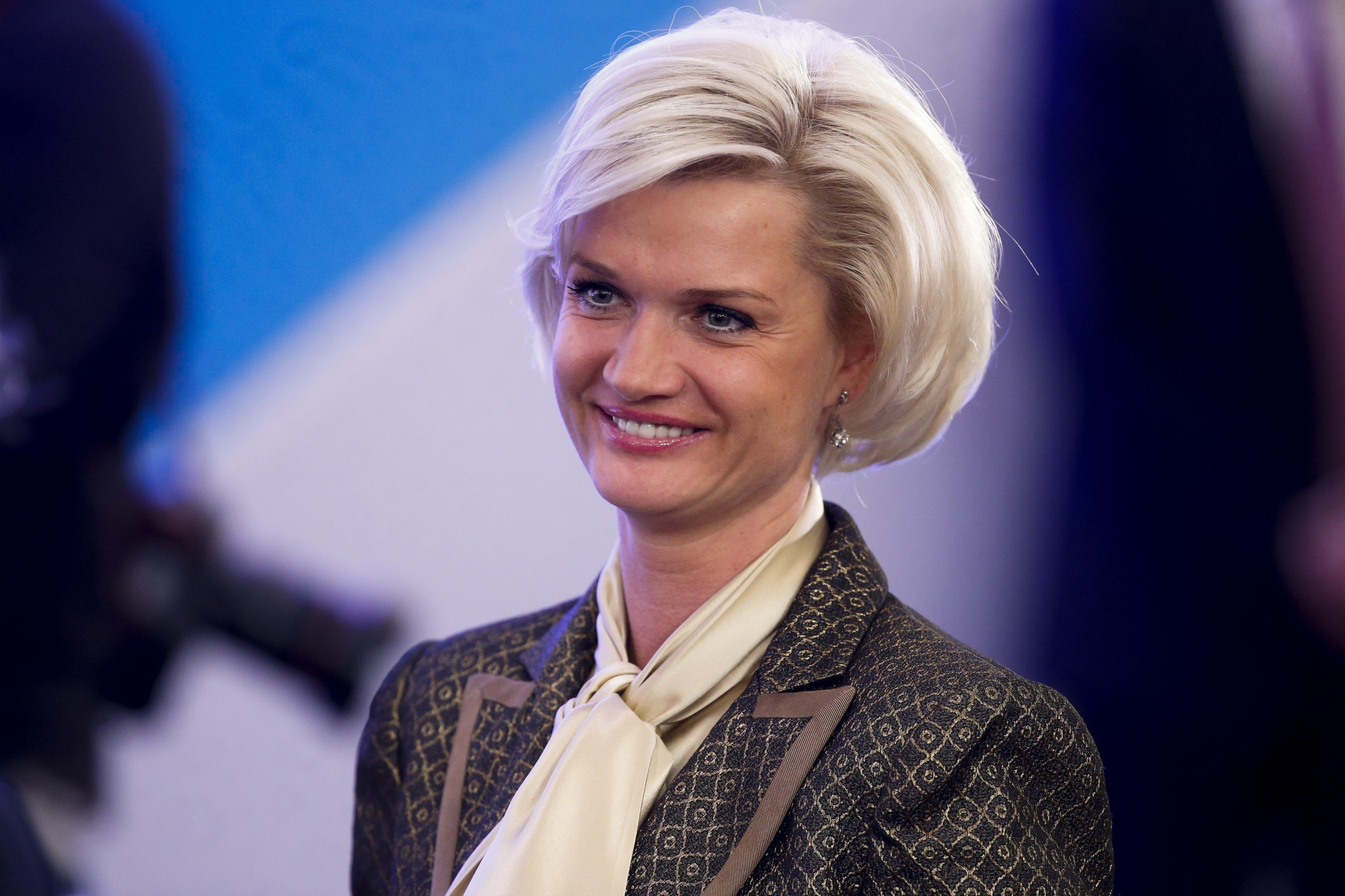 Former Russian gymnast Svetlana Khorkina has made a controversial claim about the postponement of the Tokyo 2020 Olympic and Paralympic Games ©Getty Images