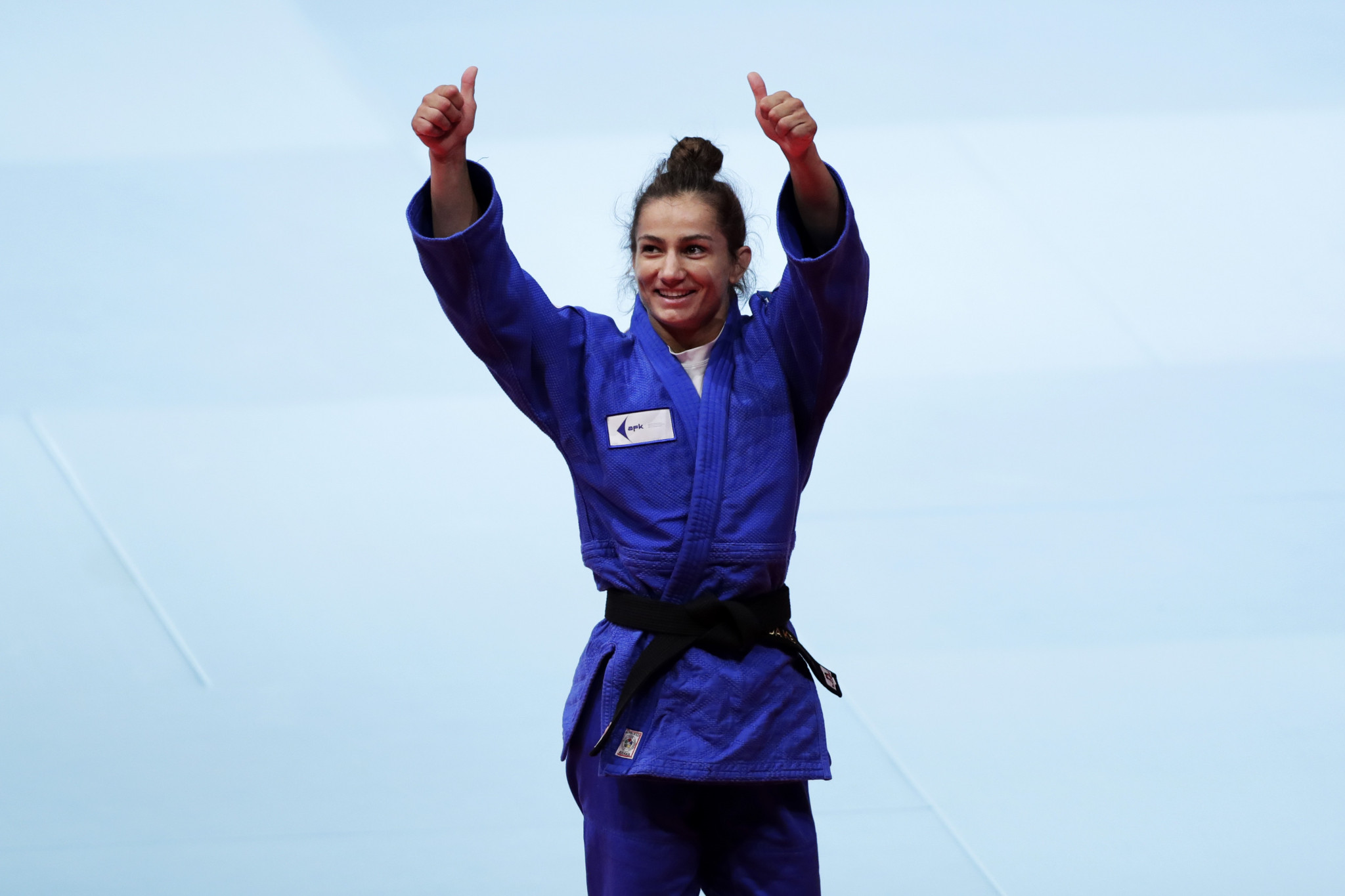 Rio 2016 Olympic champion Majlinda Kelmendi will be one of the athletes in attendance ©Getty Images