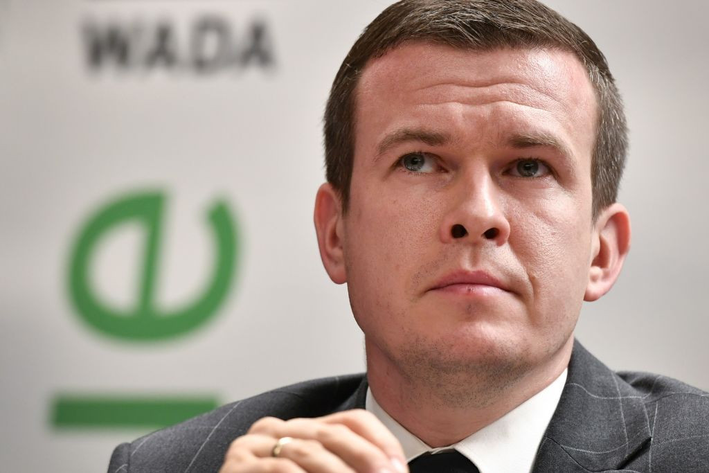 WADA President Witold Bańka sent a stark warning to athletes amid the coronavirus crisis ©Getty Images